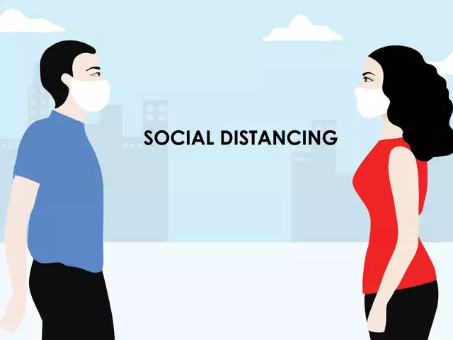 Why social distancing matters!